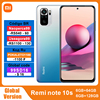 Global Version Xiaomi Redmi Note 10S 6GB 64GB/128GB 10S Smartphone  64MP Quad Camera Helio G95 AMOLED DotDisplay 33W Fast Charge 1