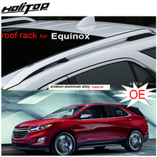 New arrival roof rail roof rack roof luggage bar for Chevrolet Equinox 2018 2019 2020. Thicken aluminum alloy,promotion price