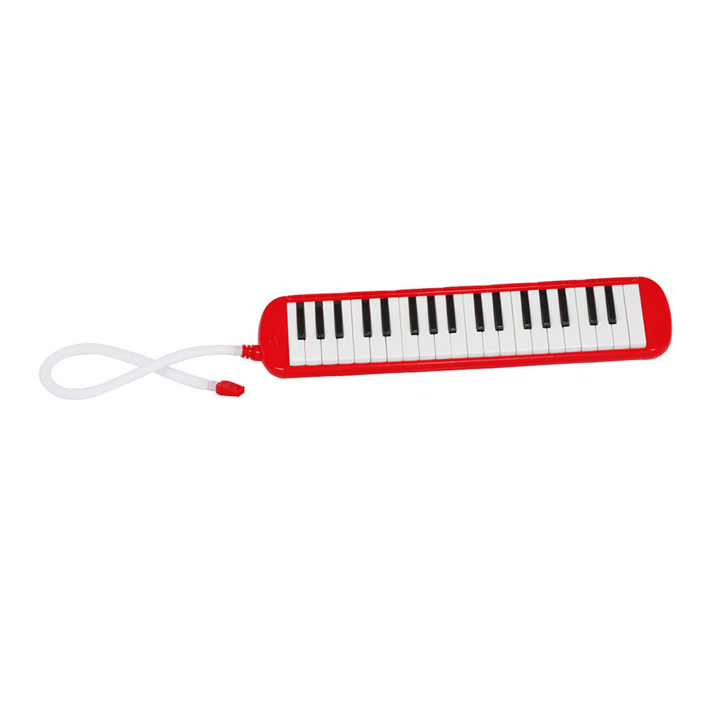ABS Plastic Flexible Melodica Blowpipe Universal Pianica Tube 57cm Length With Mouthpiece