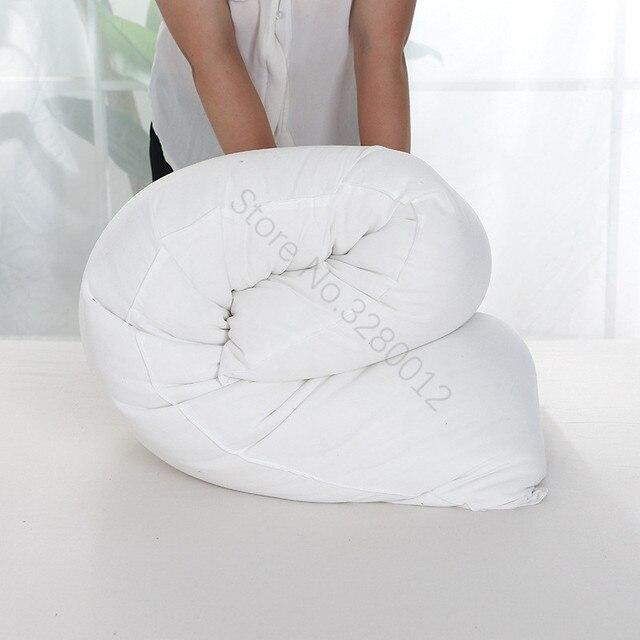 150 X 50cm Dakimakura Hugging Body Pillow Inner Insert Anime Body Pillow Core Men Women Pillow Interior Home Use Cushion Filling 5