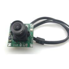 Cctv sony 1/3 ccd 3142 + 405 mini cor câmera analógica cctv câmera de segurança 3.6mm lente módulo da câmera pcb