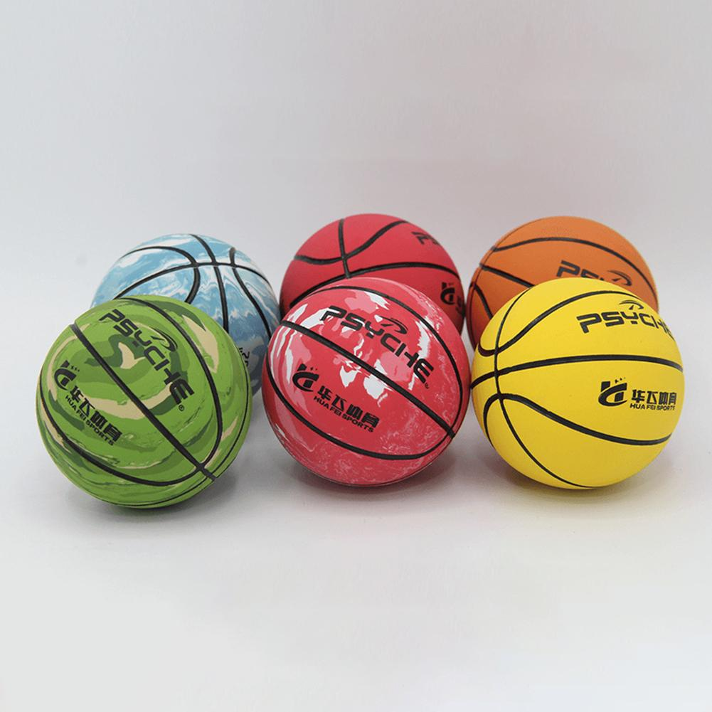 2020 Portable Funny Mini Basketball Toys Kit Indoor Home Basketball Fans Sports Game Toy Set For Kids Children Adults