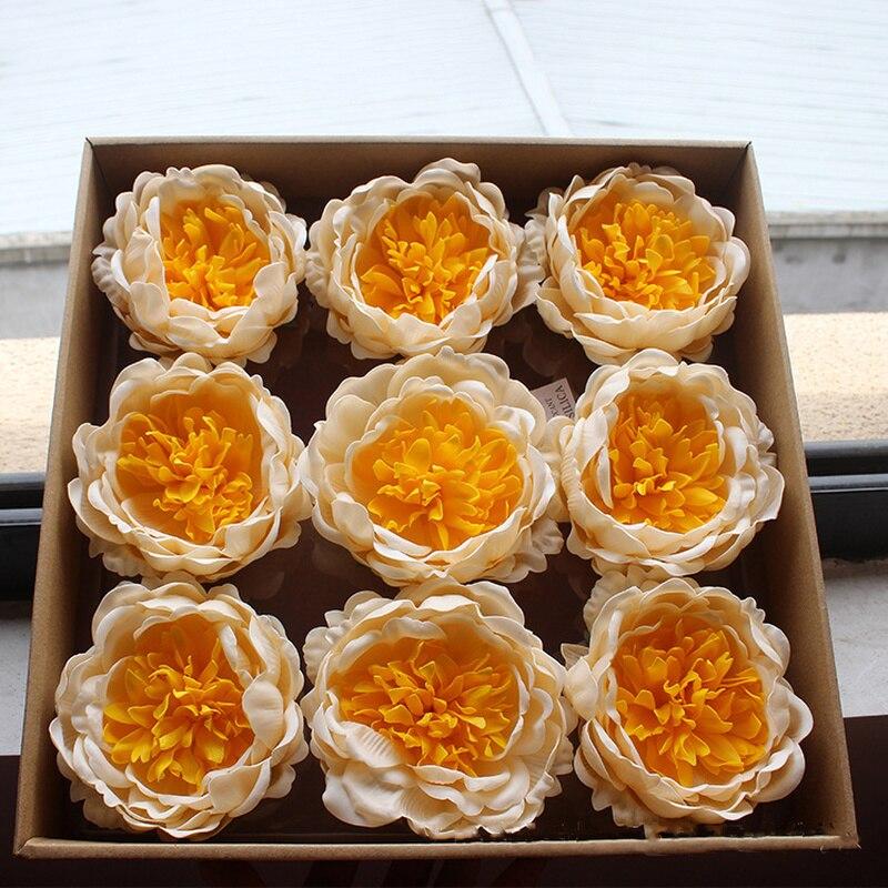 9 pcs cabeca de flor eterna sabao peonia flor sabao paeonia loja decoracao fragante peonia cabeca