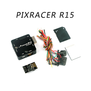 Image 1 - Pixracer R15 Autopilot Xracer Mini PX4 Flight Controller Board New Generation For Multicopter DIY FPV Drone 250 RC Quadcopter