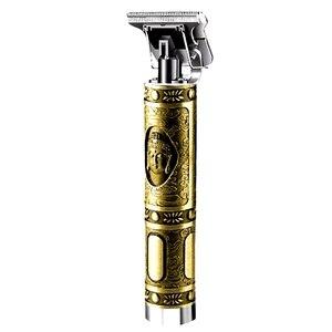 Image 1 - Nowa profesjonalna maszynka do włosów fryzjer trymer do włosów dla mężczyzn cordless edge elektryczne ścinanie włosów maszyna outliner gtx silnik obrotowy