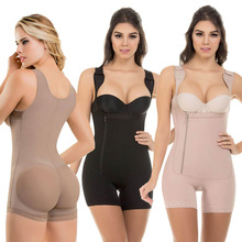 Dutt Lifter Women BodyShaper  bodysuit Latex Waist Trainer Slimming Be tummy control underwear slimming corset