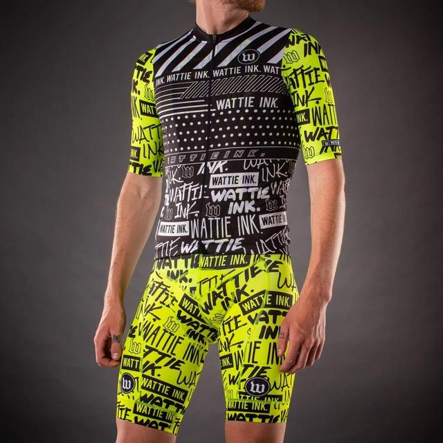 Wattie Ink Cycling Set...