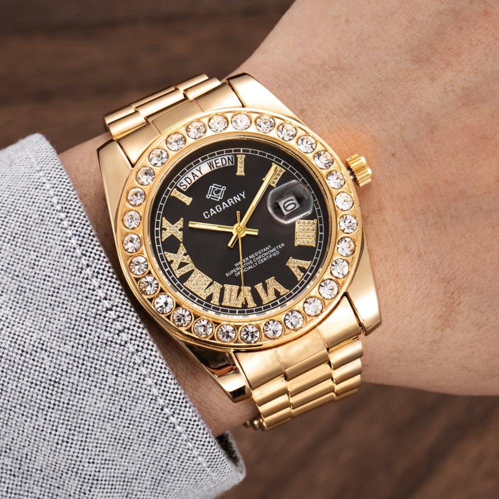 2020 relogio masculino reloj mujer relogio feminino zegarek damski erkek kol saati cagarny quartz watch men women wristwatches free drop shipping role watches (7)