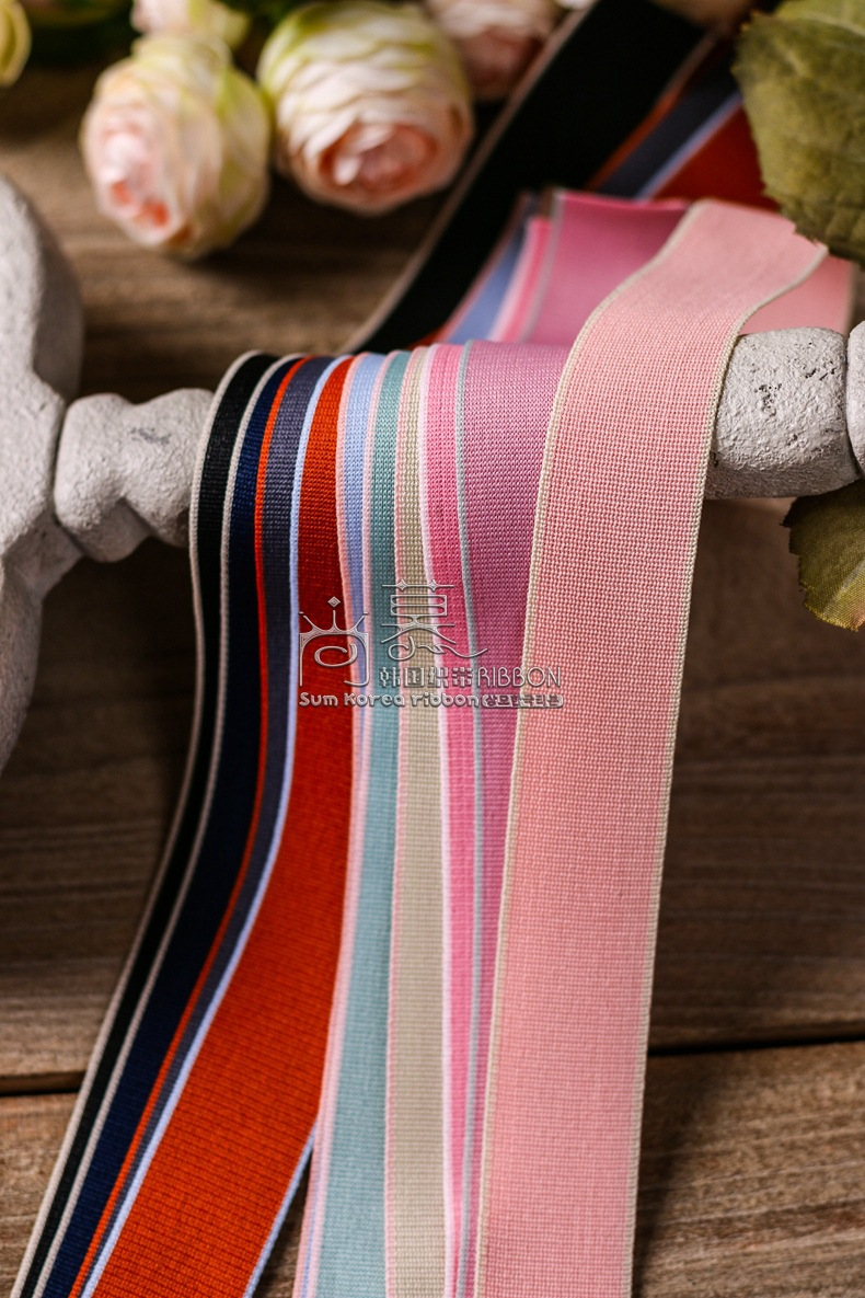 100yards 10 16 25 40mm colorful edge knitting ribbon for garment accessories butterly hair bow handcraft supplies packing bow in Ribbons from Home Garden