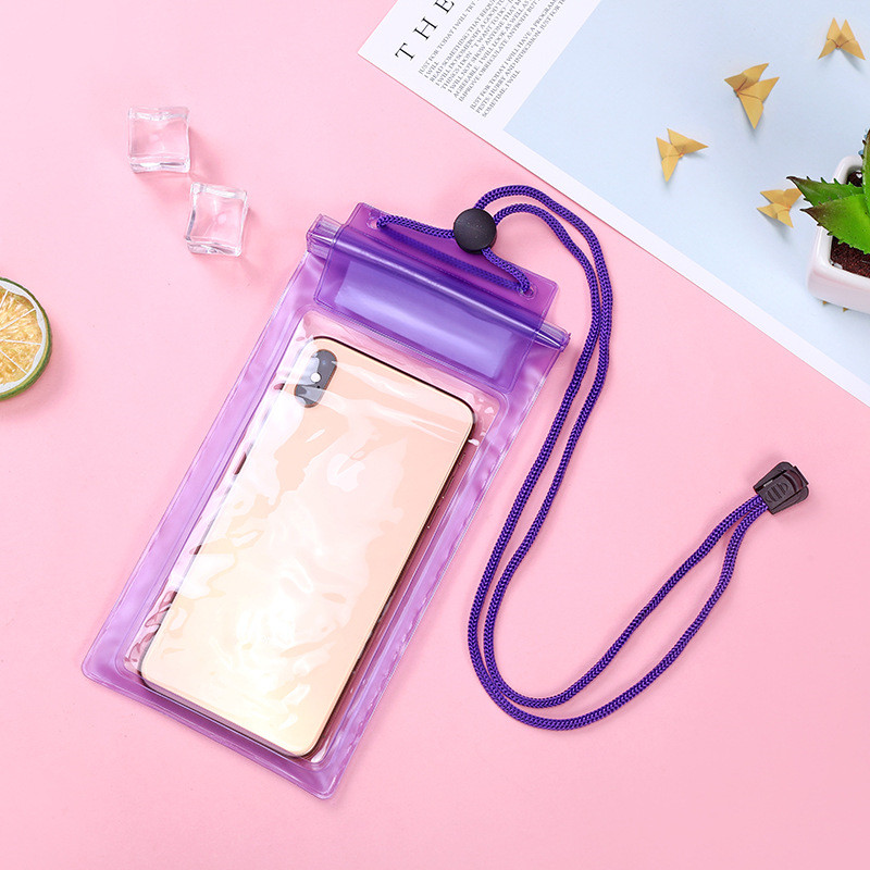 H93b6aa71e9e54eb4b77ea231e554c7889 - Strong 3 Layer Sealing Swimming Bags Waterproof Smart Phone Pouch Bag Diving Bags for IPhone Pocket Case for Samsung Xiaomi HTC