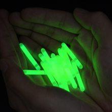 Портативный люминесцентный светильник 15 шт/компл для рыбалки
