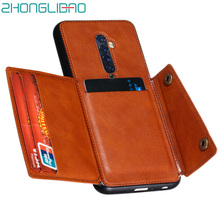 Wallet Case for OPPO F11 REALME Xt 3 5 A