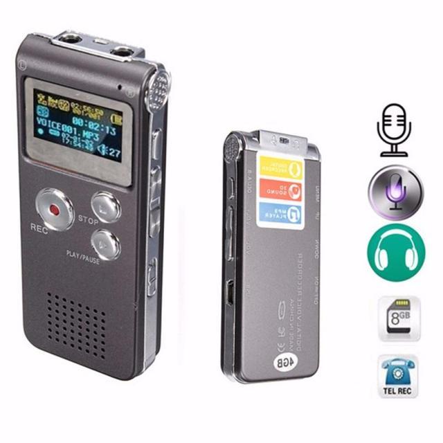 Portable Audio Video Digital Voice Recorders 6
