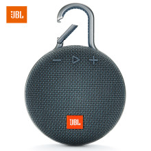 JBL Clip 3 Mini Portable Wireless IPX7 Waterproof Clip3 Bluetooth Speaker Subwoofer Suitable For Outdoor Travel Indoor Parties