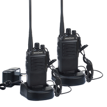 2Pcs/set Walkie Talkie UHF 400-470MHz Portable Ham Radio 16CH radios de comunicacion Transceiver radio amador set