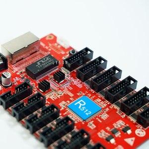 Image 4 - Huidu HD R512 كامل اللون تلقي بطاقة استبدال القديم HD R501 العمل مع HD C15C HD C35C HD A3 HD T901 إرسال
