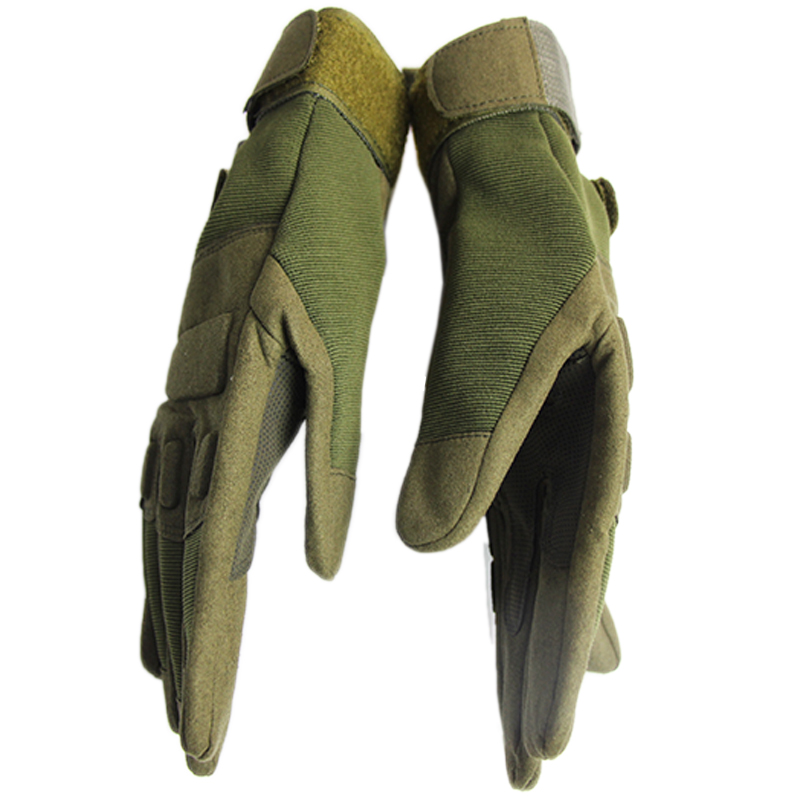 Army Military Tactical Gloves Full Half Finger Glove Paintball Airsoft Shooting Combat Motorcycle Bicycle Outdoor Sport Gloves