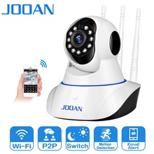 лучшая цена Indoor IP Camera Wifi Camera Home Security IP Camera Wireless Network Video Surveillance Wi-fi Night Vision 1080P 2MP Webcam