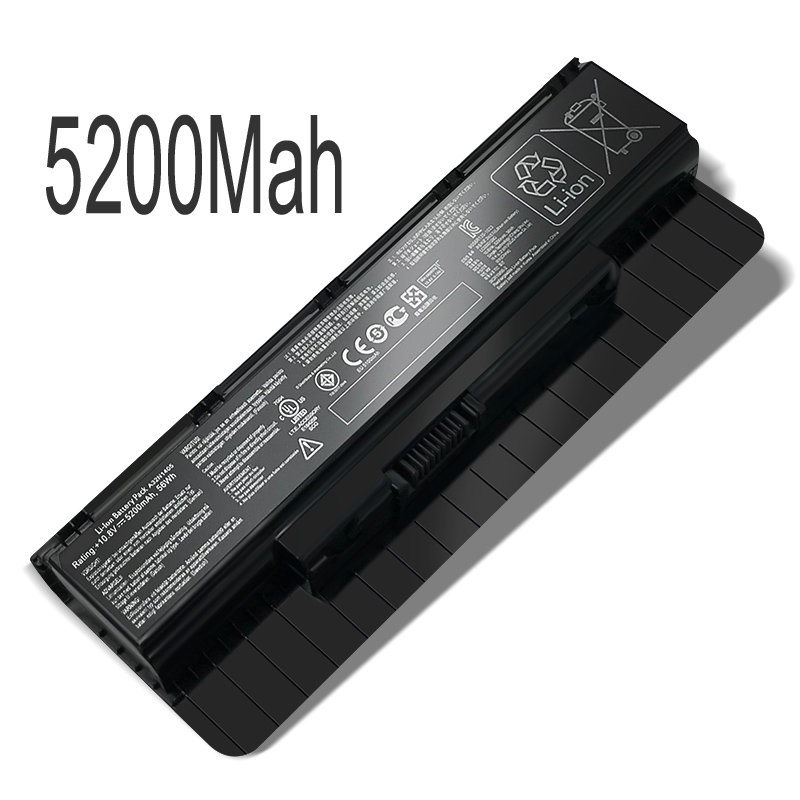 New Replacement Laptop Battery Internal For A32N1405 N551JM N551JW N551Z N551J <font><b>N551V</b></font> N751 N771 G771JM G771JK G551J G58VM G551 image