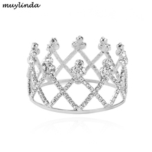 Tiara Hairbands Crown Princess