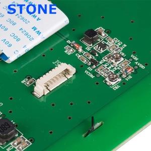 Image 3 - 10.1 Cal HMI moduł wyświetlacza LCD z ekranem dotykowym i RS232 RS485 TTL UART Port STVI101WT 01