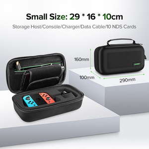Image 5 - Ugreen Storage Bag for Nintend Switch Lite Nintendos Switch Console Case Durable Nitendo Case for NS Nintendo Switch Accessories