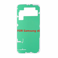 Door-Adhesive Sticker-Tape Battery-Cover S6/G920 Samsung Galaxy Original for G920f-Version