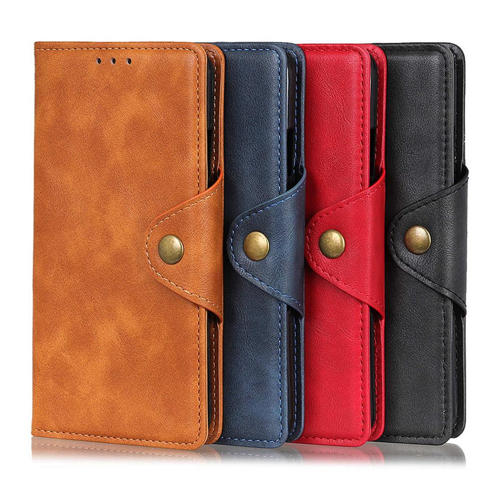 Magnetic Flip Leather Phone Case For Huawei Honor 20 20i 20 Pro 20 Lite Wallet Card Slot Holder Back Cover For Honor 20i Coque in Flip Cases from Cellphones Telecommunications