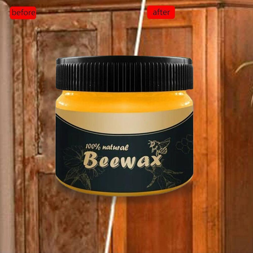 Wood Seasoning Beewax Mahogany Wax Furniture Maintenance Oil Laminate Floor Toss Wax Care Varnish Floor Wax
