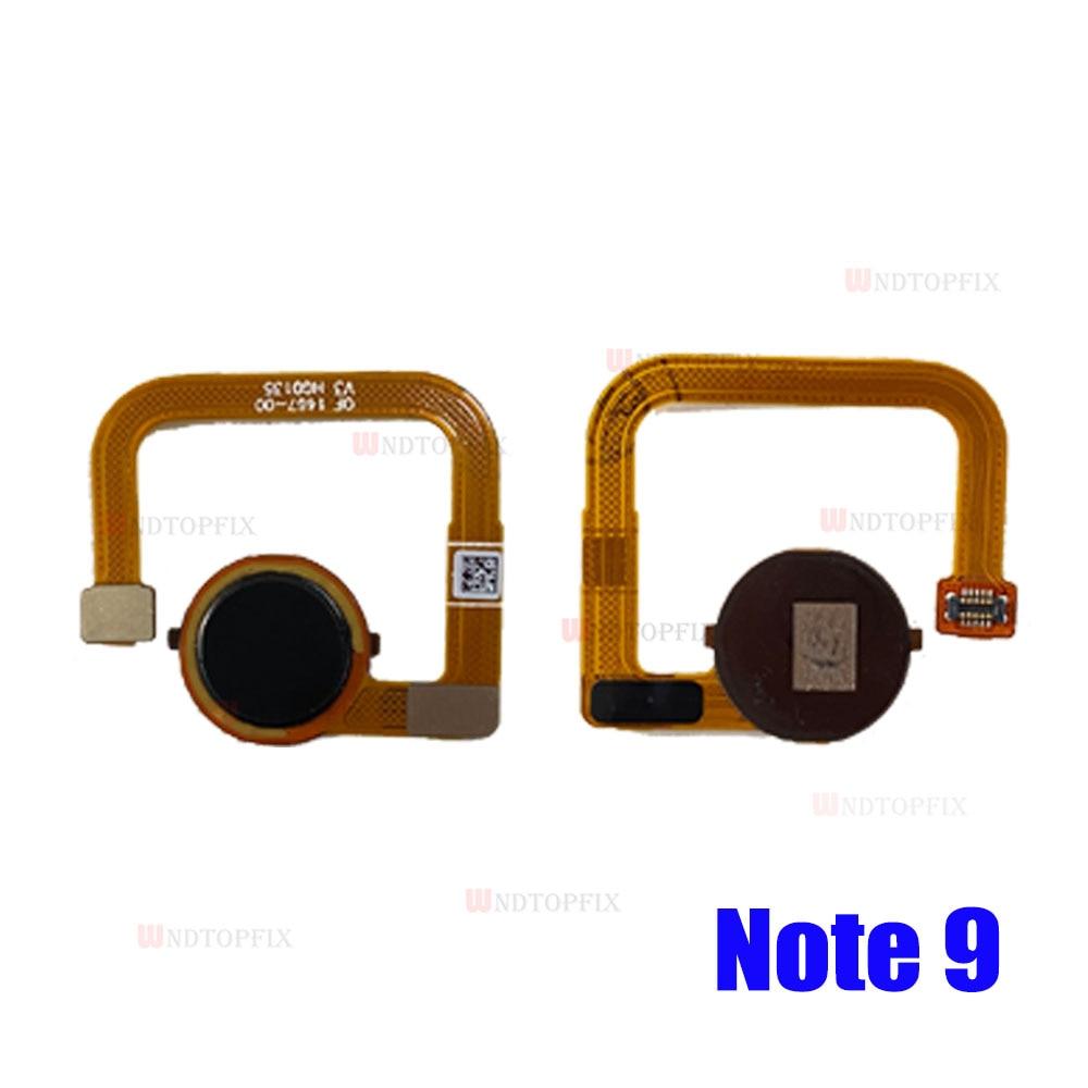 Redmi Note 9 Pro/Note 9S Home Button Fingerprint
