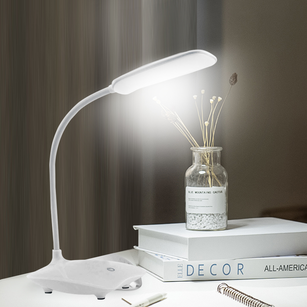 lampada de mesa leitura led suporte 04