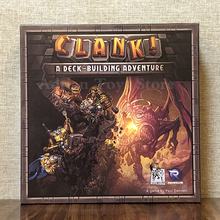 Clank Game 2-4 Players English Edition Board Games