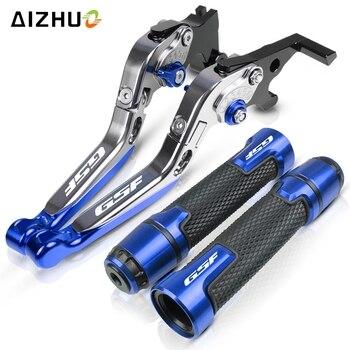 Motorcycle Handle Grips Brake Clutch Lever FOR SUZUKI GSF1250 BANDIT 2007-2015 GSF1200 BANDIT 2001-2006 650S BANDIT 2015 фото