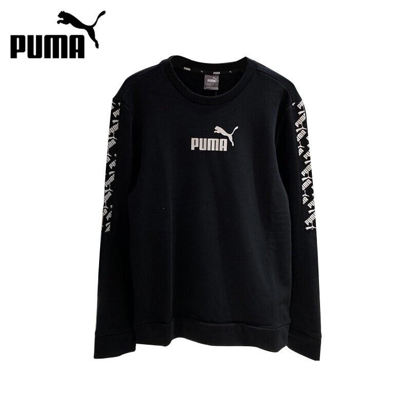 Original New Arrival  PUMA  AMPLIFIED Crew TR  Men's  Pullover Jerseys Sportswear