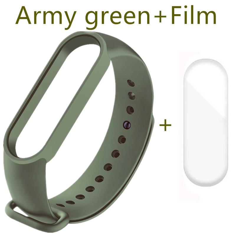Army green Film