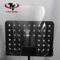 Motorcycle For KTM 1190 1090 ADVENTUER Windscreen High Quality Windshield Smoke Black Modification