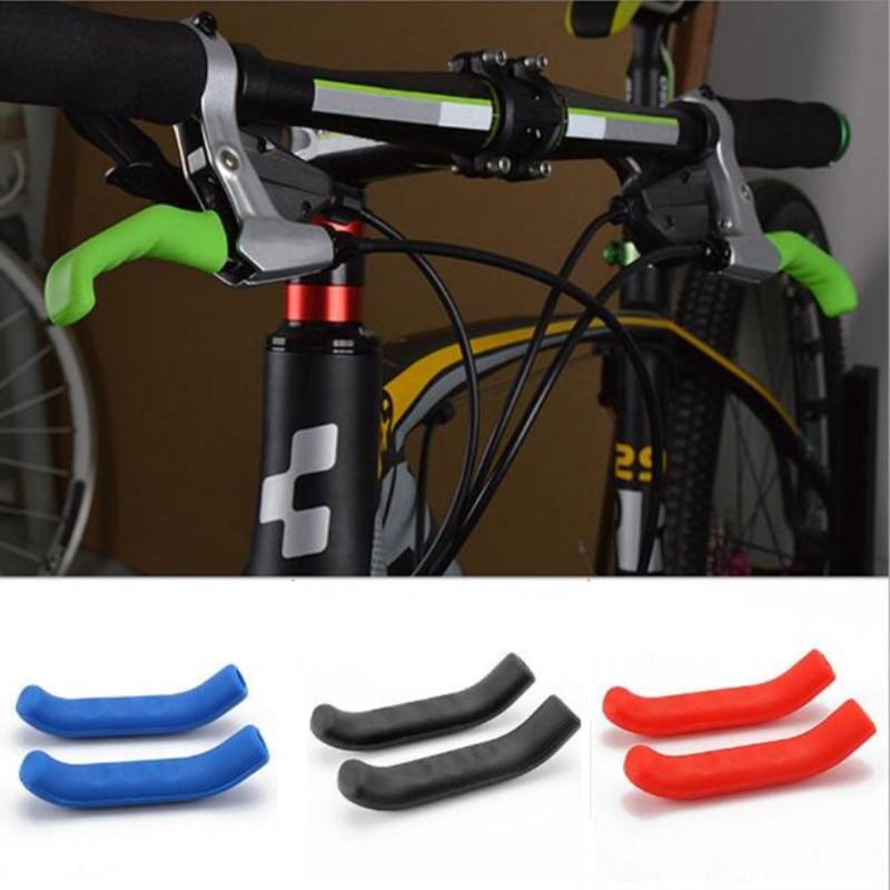 1 Pair High Quality Bike Bicycle Handlebar Cover Grips Smooth Soft Rubber Handlebar Handlebar Cover Handle Bar End