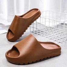 Coslony slipper rubber sole men shower slippers Women Indoor 2021 Cool Soft Bottom slide bone Light Beach Shoes bone slides men