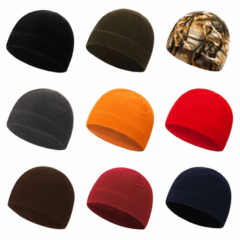 2020 Unisex Outdoor Fleece Hats Camping Hiking Caps Windproof Winter Warm Hat Fishing Cycling Hunting Military Tactical Cap - discount item  29% OFF Sportswear & Accessories
