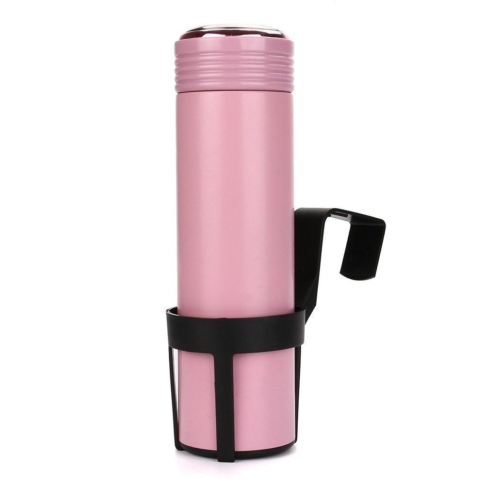 Автомобильный держатель для стакана для воды, универсальный Простой автомобильный держатель для бутылок и напитков, подставка с зажимом, п...