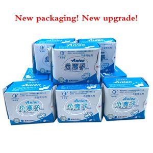 Image 2 - 10 Pack Hygienic Pad Sanitary Pads Feminine Hygiene Love Moon Sanitary Napkins Feminine Anion Sanitary Pads Panty Liner Lovemoon