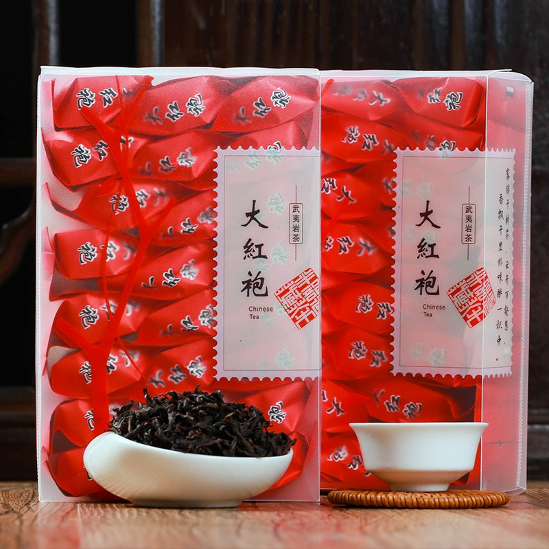 Oolong Tea Beauty Weight loss Lowering Blood Pressure High Mountains Oolong Tea 24 bags Chinese Fresh Green Tea