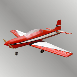 Image 1 - Light wood fixed wing like real remote control aircraft model aircraft model electric model aircraft aircraft woodpecker catch f