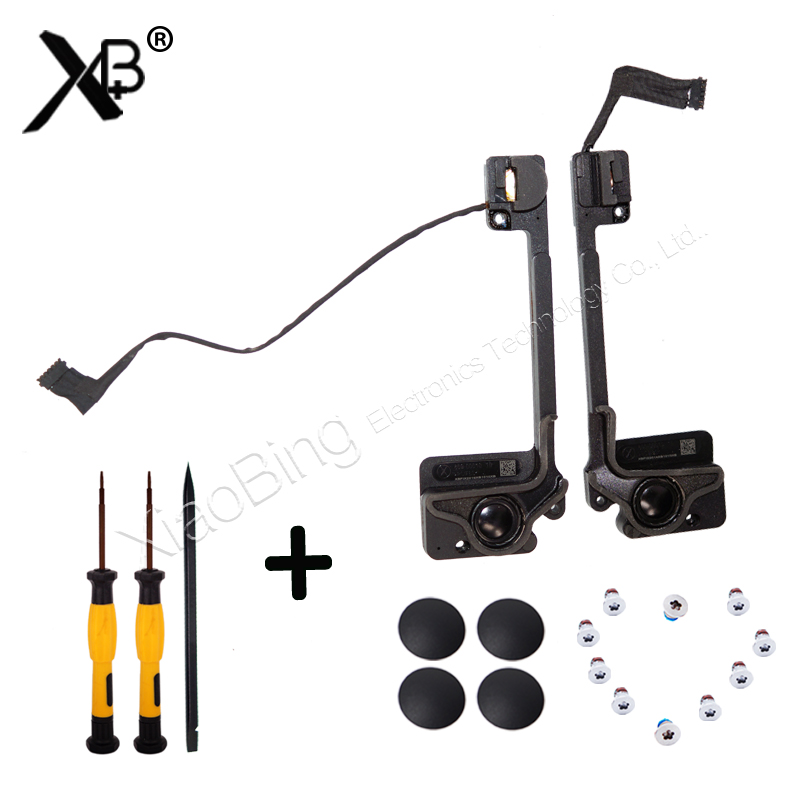 """Left / Right A1502 Speaker/ Bottom Screws For MacBook Pro 13"""" Retina A1502 Speakers Late 2013 Early 2014 2015 923-0557 923-00509"""
