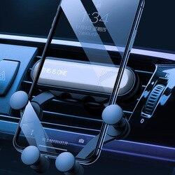 Uchwyt samochodowy samochodowy odpowietrznik zacisk mocujący nie magnetyczny uchwyt do telefonu stojak GPS