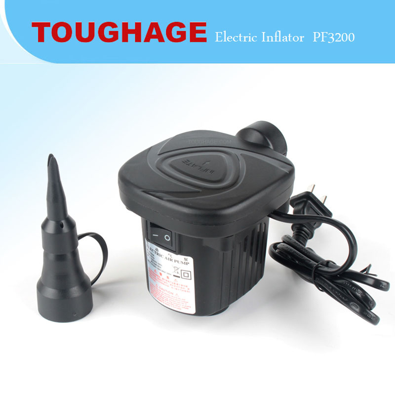 TOUGHAGE Portable Electric Air Inflator Pump Air Mattress Inflatable Doll Tube Sex Pillow Attachment Sex Furniture Accessories