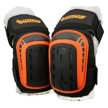 New Professional Heavy Duty EVA Foam Padding Knee Pads with Comfortable Gel Cushion and Adjustable Straps for Working, Gardning
