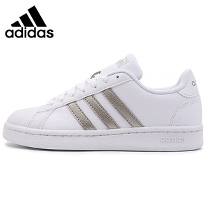 Original Neue Ankunft Adidas NEO GRAND GERICHT frauen Skateboard Schuhe Turnschuhe