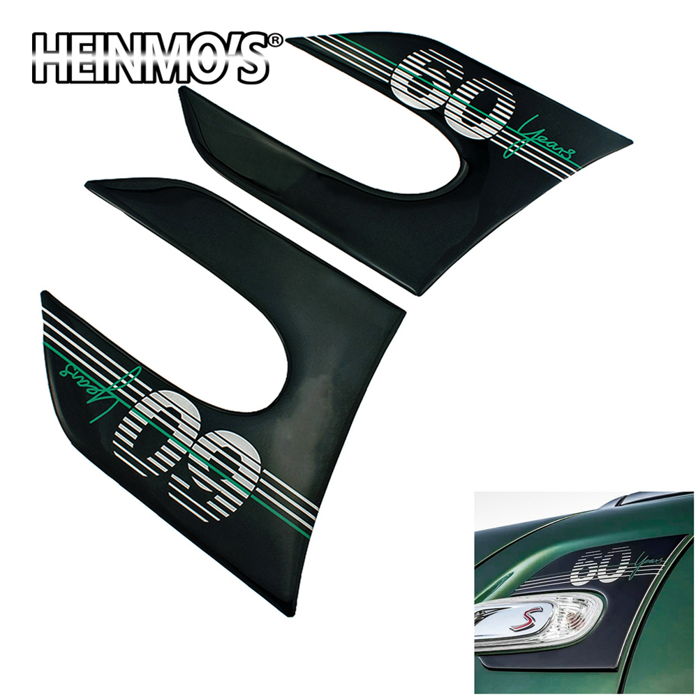 Боковая пластина крыла автомобиля наклейки для мини медного хэтчбека F55 F56 наклейки для мини медного хэтчбека F55 F56