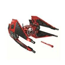 New Star Wars Fighter X Wing Spaceship Starwars Building Blocks Brick Toy For Kids 75240  75233 цена 2017